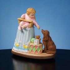 Byerley Sharing Figurine