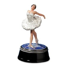 Swan Lake Ballet Figurine