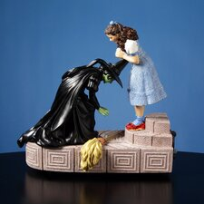Wicked Witch with Dorothy Ruby Slippers Figurine