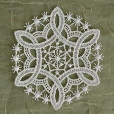 Snowfall Ornament
