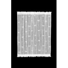 <strong>Heritage Lace</strong> Dragonfly Rod Pocket Curtain Single Panel