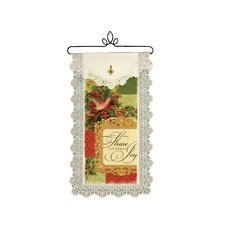 <strong>Heritage Lace</strong> Share Christmas Joy Wall Decor