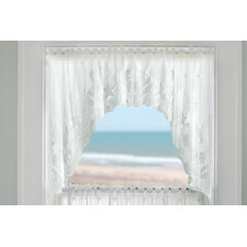 <strong>Heritage Lace</strong> Seascape Curtain Valance