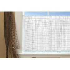 Seacoast Tier Curtain