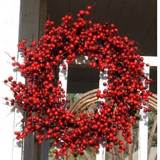 Aw Berry Wreath