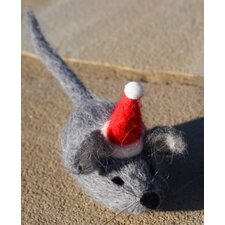 Wooly Hat Mouse Laying