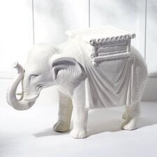 Elephant End Table