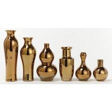 6 Piece Vase Set