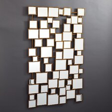 Facets Multi Square Wall Mirror