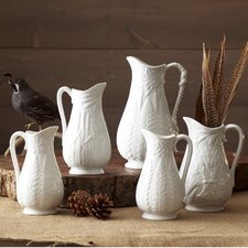 Butler's Pantry Provence Pitcher (Set of 5)
