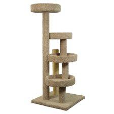 "61"" The Lounge Cat Tree"
