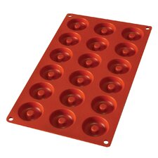 <strong>Lekue</strong> 18 Cavity Mini Savarin Mold