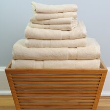 <strong>Turkish Towel Company</strong> Organic 8 PieceTowel Set
