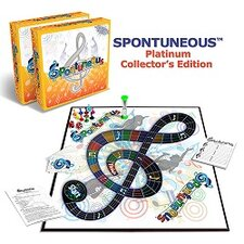 <strong>Spontuneous Game</strong> Spontuneous Board Game