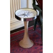 Dransfield and Ross Rope Base End Table