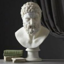 Pop Culture Poseidon Pantheon Bust