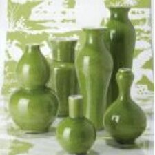 <strong>Tozai</strong> Au Courant  6 Piece Vase Set