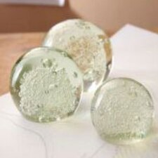 La Mer Bubble Paper Weights (Set of 3)