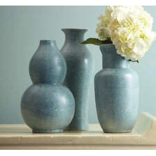 Shagreen Vases (Set of 3)