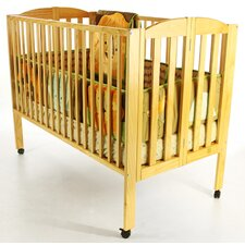 Full Size Folding Crib