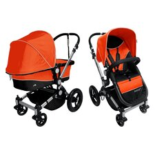 <strong>Dream On Me</strong> Acrobat Terrain Stroller and Bassine