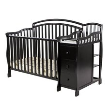 Hailee 3 in 1 Convertible Crib Set
