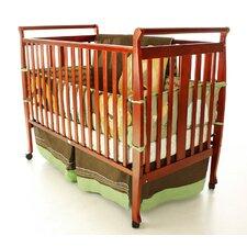 Bella Sleigh Convertible Crib