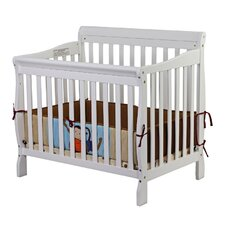 <strong>Dream On Me</strong> Aden Mini Convertible Crib