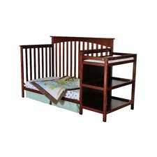 <strong>Dream On Me</strong> Chloe Convertible Crib with Changer