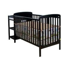 Crib N Changer Convertible Crib and Changing Table Combo