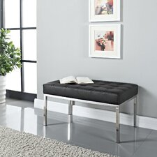 Loft Upholstered Entryway Bench