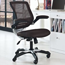 <strong>Modway</strong> Edge Mid-Back Mesh Office Chair