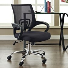 <strong>Modway</strong> Zoom Mid-Back Mesh Office Chair