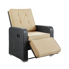 <strong>Modway</strong> Commence Deep Seating Recliner Chair with Cushions