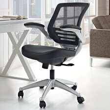 <strong>Modway</strong> Edge Mid-Back Mesh Office Chair with Arms