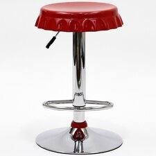 "Soda 24"" Adjustable Swivel Bar Stool"