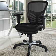 <strong>Modway</strong> Articulate Mid Back Mesh Task Chair
