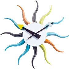 "13.5"" Sunbeam Wall Clock"