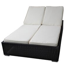 Evince Chaise Lounge with Cushion