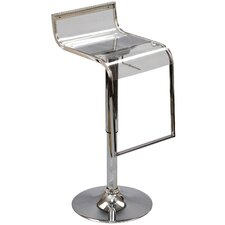 LEM Adjustable Height Bar Stool