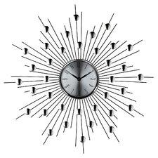 "20"" Starburst Wall Clock"