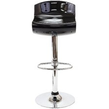"Dazzle 23"" Adjustable Swivel Bar Stool"