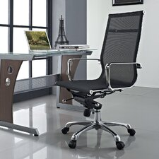 Slider High-Back Mesh Executive Office Chair