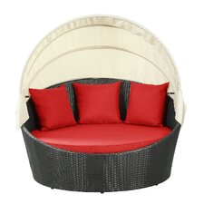 Siesta Outdoor Canopy Bed with Cushions
