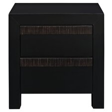 Tommy 2 Drawer Nightstand