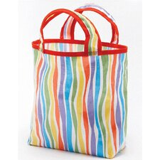 Stripes Mini Sunday Tote Diaper Bag