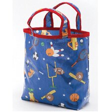 Sports Sunday Tote Diaper Bag