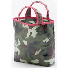 Camo Sunday Tote Diaper Bag