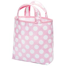 Dots Sunday Tote Diaper Bag