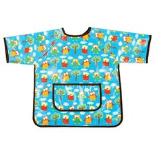 <strong>AM PM Kids!</strong> Hoot Owls Art Smock